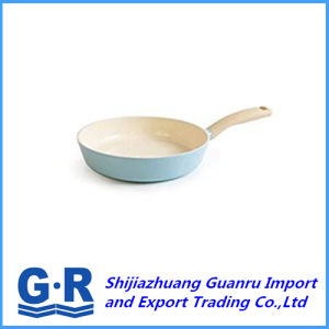 Enamel Coating Cast Iron Non-Stick Fry Pan pictures & photos