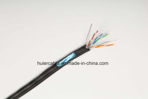 UTP Cat5e LAN Cable for Network (FLUKE PASS) pictures & photos