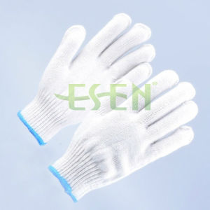 High-Quality Working Gloves, Safety Gloves, Cotton Gloves 750g pictures & photos