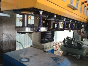 Apm-350-2000-12 Mable Granite Stone Polishing Grinder Machinery pictures & photos
