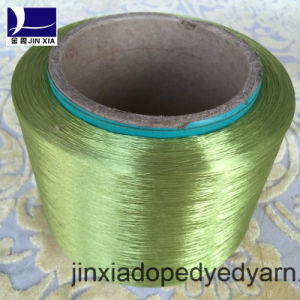FDY Dope Dyed 1000d/576f Filament Polyester Yarn pictures & photos