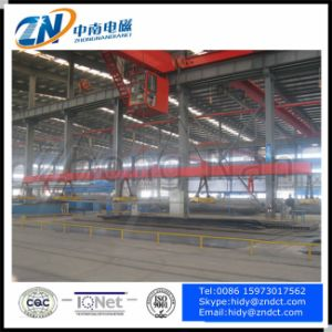 Crane Installation Magnetic Lifter for Steel Plate Handling MW84-10535t/1 pictures & photos