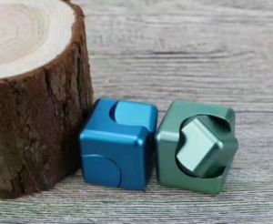 Stress Relief Depression Toys Fidget Magic Cube pictures & photos