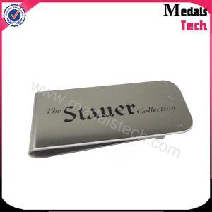 50*25mm Size Customized Metal Bronze Money Clip for Souvenir pictures & photos