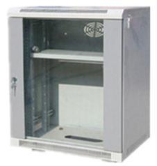 19′′ 10u Wall-Mount Network Cabinet with Single Door pictures & photos