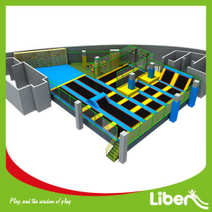According to Room Size Kids Trampoline Park Design, China Best Trampoline Park Designer pictures & photos