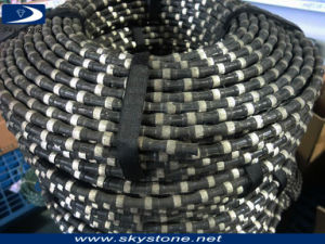 Diamond Wire Saw for Granite Block Quarry pictures & photos
