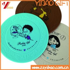 Wholesale Custom Heat Resistance Silicone Cup Mat (YB-SM-014) pictures & photos