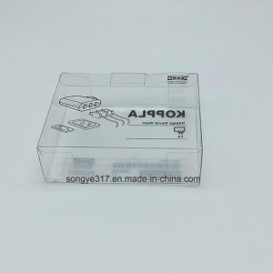 PVC Clear Folding Charge PAL Blister Boxes pictures & photos