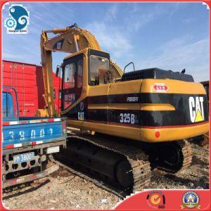 Caterpillar 325b Excavator for Ghana Export, Cat 325b Excavator Digger pictures & photos