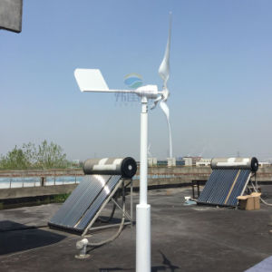 Horizontal Wind Turbine 600W 24V pictures & photos