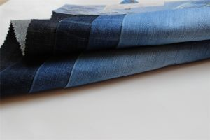100%Cotton Mercerized Denim Fabric pictures & photos