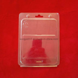 Clear Folding Hardware Electronic Tools Blister Packaging Box pictures & photos