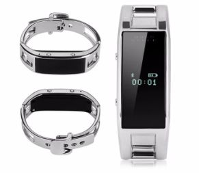 2017 Fashion Women and Men Metal Band Digital LED Smart Bracelet Wrist Sports Watches pictures & photos
