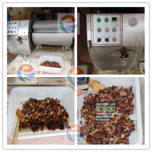 Fk-180 Vacuum Roll Mix Machine Beef Roll Kneading Machine pictures & photos