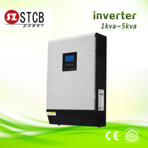 24V 48V DC 230V AC Solar Inverter 3kVA with MPPT Charger pictures & photos