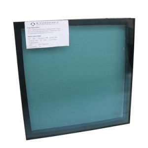 Heat Strengthened Comercial Building Glass Wall pictures & photos