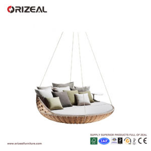 Outdoor Swingrest Hanging Bed Oz-Or056 pictures & photos