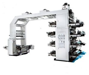 Yt6600/6800/61000 Advanced Popular Six-Color Flexible Printing Machine pictures & photos