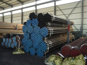 4140 40crmo Alloy Carbon Seamless Steel Pipe for Machining pictures & photos