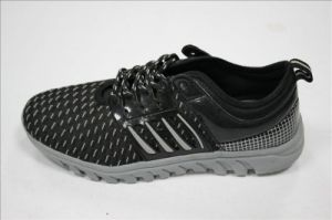 Woven Sports Shoes for Men pictures & photos
