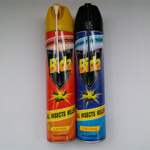 Household Chemical Formula Insecticide Spray pictures & photos