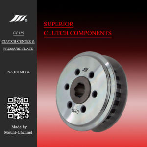 Cg125 Clutch Center & Clutch Pressure Plate for Honda Cg125 pictures & photos