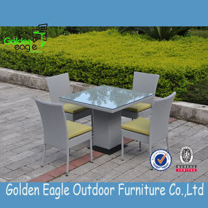 Rattan Outdoor Furniture, Outdoor Dining Set pictures & photos