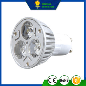 3W Aluminum LED Spot Lamp Bulb pictures & photos