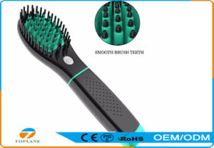 New Arrive Wireless Hair Brush Straightener Hair Comb pictures & photos