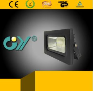 New Black 100W Super Slim Floodlight with IP65 pictures & photos