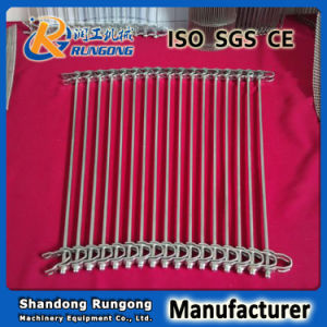 Flexible Rod Wire Mesh for Food Cooling Industry pictures & photos