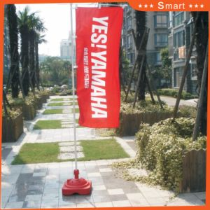 7 Metres Water Injection Flag / Water Base Flag for Advertising Model No.: Zs-002 pictures & photos