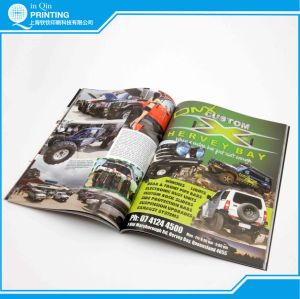 A4 Full Color Monthly Magazine Printing pictures & photos