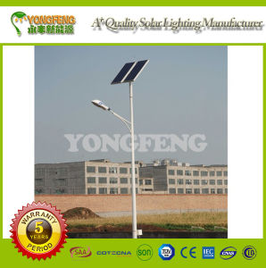 5m 30W a+ Outdoor Solar Street Light