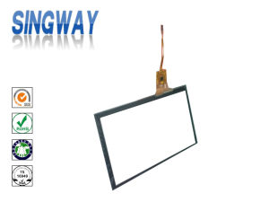 Singway Useful 8 Inch G+G Structure Capacitive Touch Screen pictures & photos