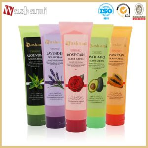Washami Organic Natural Plant Essence Body & Face Scrub pictures & photos