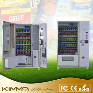 Snack Vending Machine Refrigerated Configure Bill Validator pictures & photos