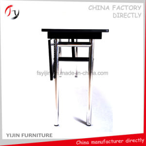Hotel Foldable Comfortable Event Hall Rectangular Banquet Table (CT-3) pictures & photos