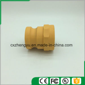 Plastic Camlock Couplings/Quick Couplings (Type-A) , Yellow Color pictures & photos