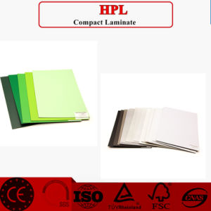 HPL Melamine Plate pictures & photos