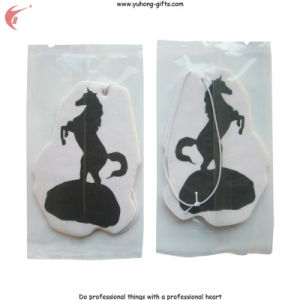Durable Fragrance Custom Hanging Paper Air Freshener for Car (YH-AF069) pictures & photos