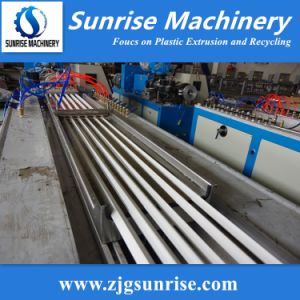 Four Cavity Six Cavity UPVC PVC Corner Bead Extrusion Production Line pictures & photos