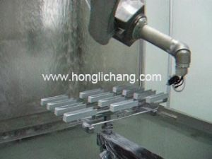 Robot Spray Coating Plant for Car Spare Parts pictures & photos