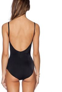 Clasiss Competition One Piece Swimsuits Sport Swimwear Professional Swimsuit pictures & photos