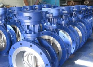 . Manufacturer of China Metal-Seal Butterfly Valve