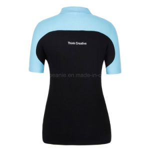 Customized High Qualitycotton Women′s T Shirt pictures & photos