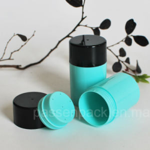 50ml Blue Plastic Cosmetic Bottle with Sifter Cap (PPC-PB-1703) pictures & photos