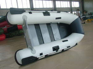 Inflatable Boat Hypalon Boat with Aluminum Floor (FWS-D270) pictures & photos