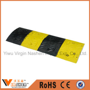 Recyclable Rubber Speed Hump/Rubber Road Bump/Portable Speed Hump/Speed Breakers pictures & photos